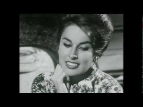 Sylvia Lopez - Interview (1959)