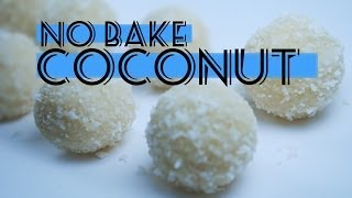 Coconut Balls Recipe No Bake