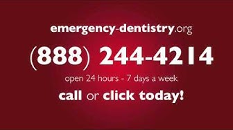 After Hour Dentist in Paterson, NJ - Call 24/7  (888) 244-4214