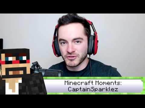 Minecraft Moments 1: Captain Sparklez - LEGO Minecraft - Stop Motion