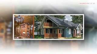Деревянный дачный дом №1. Компания
