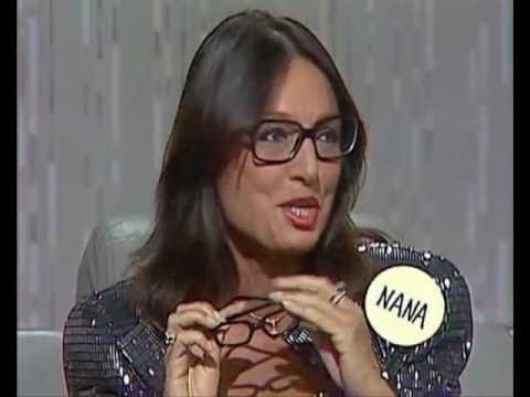 Nana Mouskouri - Interview and duet with Dame Edna