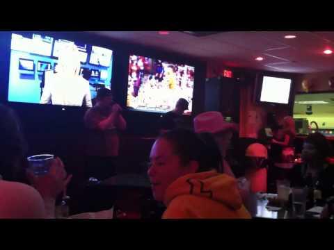 Karaoke at Keglers