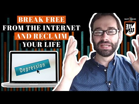 Break Free From The Internet And Reclaim Your Life | The Mat