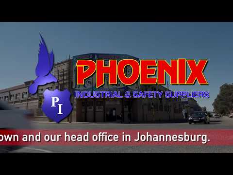 PHOENIX INDUSTRIAL & SAFETY SUPPIES THE ULTIMATE IN SAFETY SUPPLY.