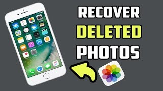 How To Recover Deleted Photos From Iphone (without Backup)