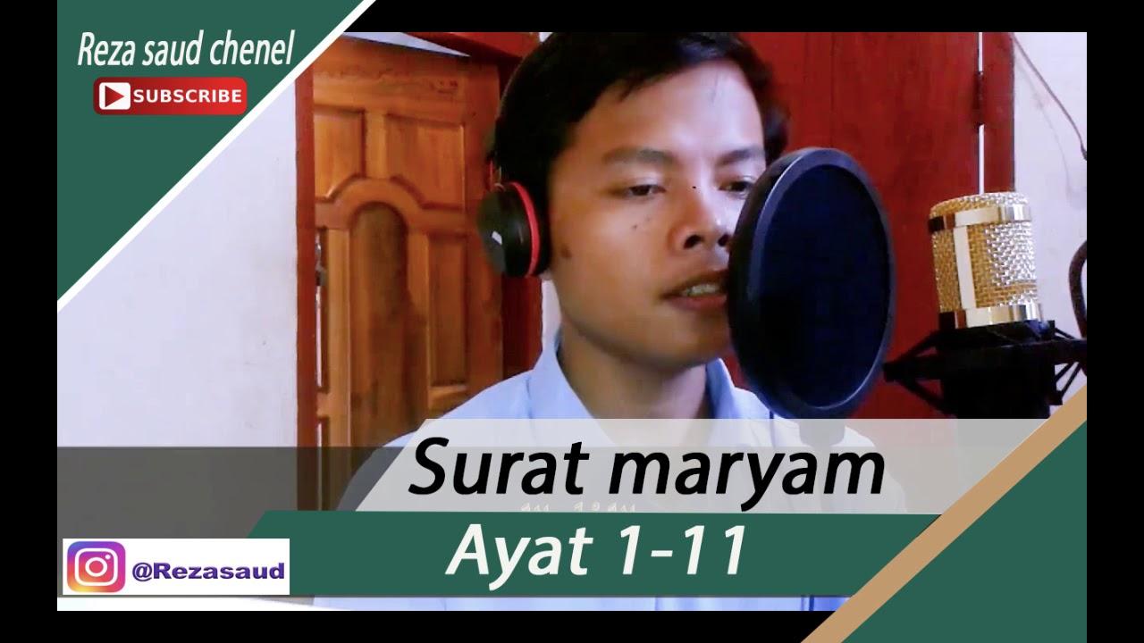 Surat Maryam 1 11 Dengan Lagu Bayati Reza Saud