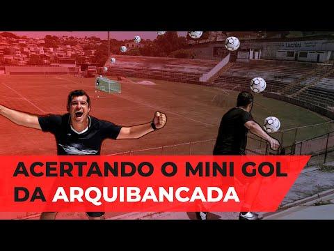 ACERTANDO O MINI GOL DA ARQUIBANCADA!! | O MAIOR DESAFIO DO COACH | COACHMCOELHO