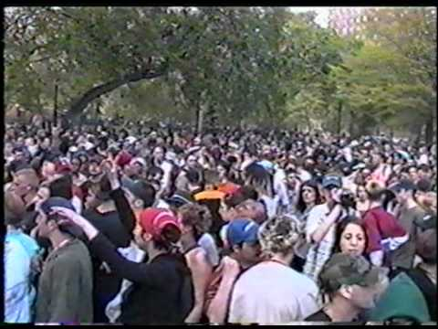 Tompkins Square Park Rave '99 - Lenny Dee