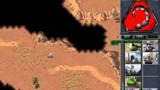 Let's play Command and Conquer der Tiberium Konflikt NOD Mission 2