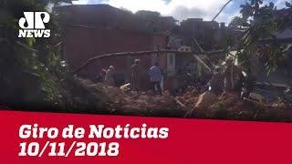 Giro de Notícias - 10/11/2018