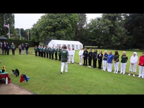 Women's Croquet World Championship Opening Ceremony