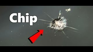 How to fix Windshield Chip or Crack (Really easy)