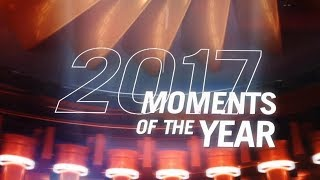 Top Oilers Moments of 2017