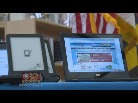 New Devices Available For Borrowing At Baltimore County Public Library