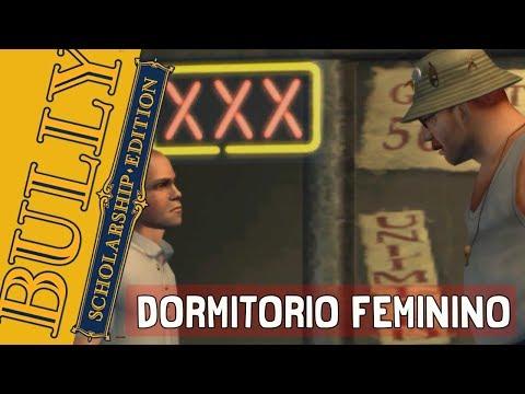 Calcinha no Dormitorio Feminino !! - Bully Scholarship Edition  #09 Especial 1 Hora