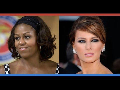 Plagiarism in Melania Trump