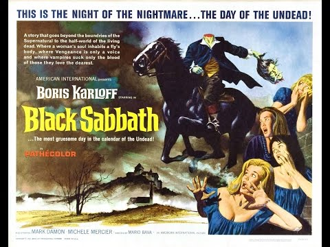 Black Sabbath(1963) Movie Review