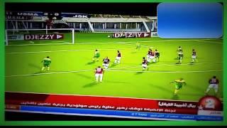 شاهد أجمل سبع أهداف جنونية  في البطولة الجزائرية التي اعجبت الملايين 2016 - 2017