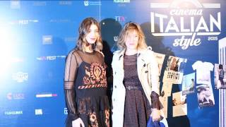 "Cinema Italian Style 2015  - Red Carpet ""Non Essere Cattivo"""