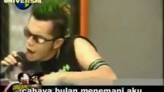 KAPTEN Feat NETRAL - Cahaya Bulan (Live)