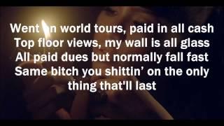 Cassie ft Rick Ross Numb (lyrics)
