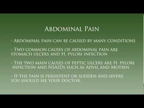 Abdominal Pain Is A Common GI Problem | Beverly Hills Gastroenterologist | Dr. Peyton Berookim