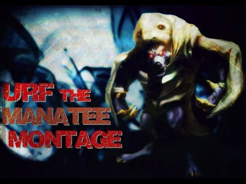 Urf the Manatee Montage!