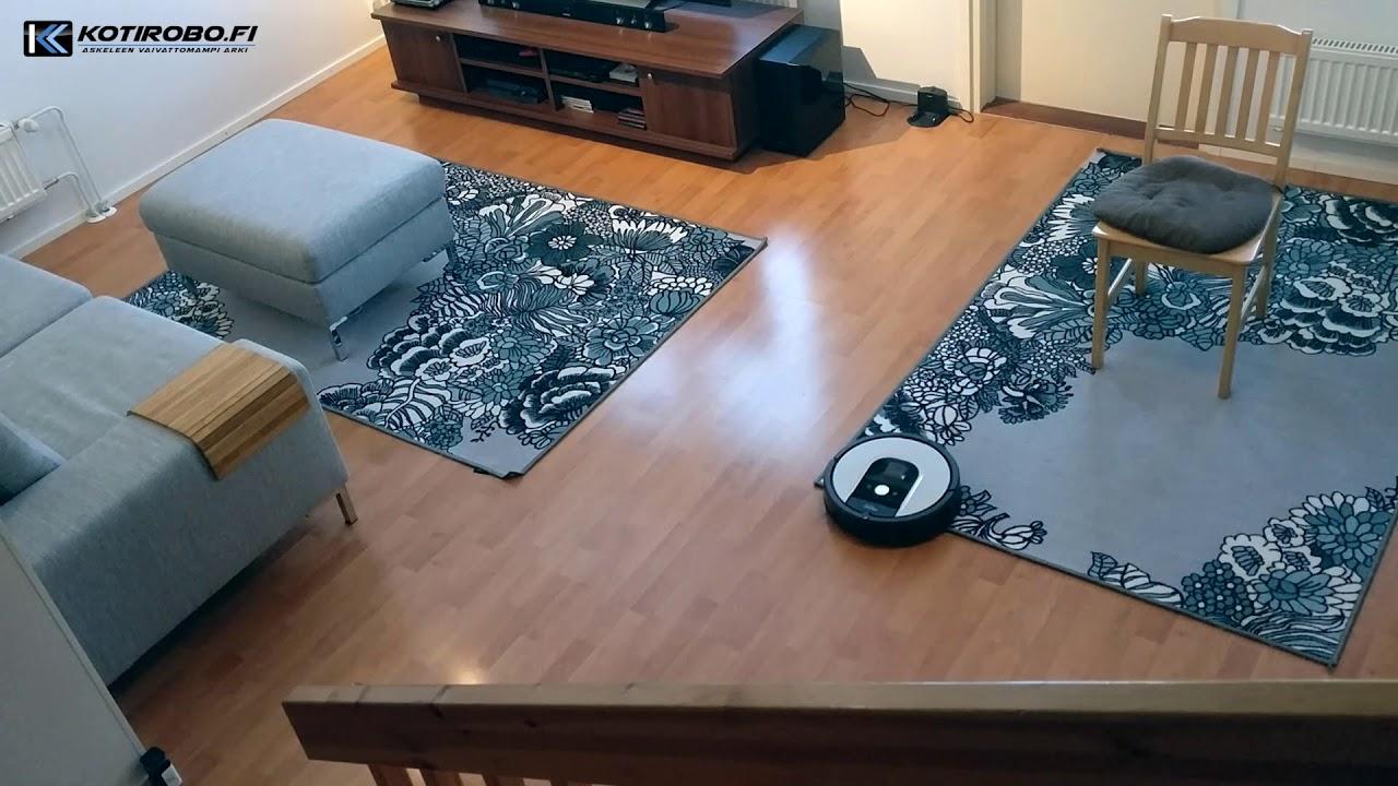video iRobot Roomba 966