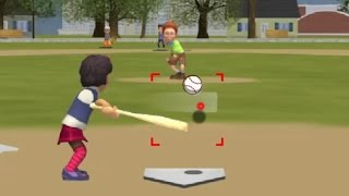 Backyard Sports Sandlot Sluggers Game | Kids Games