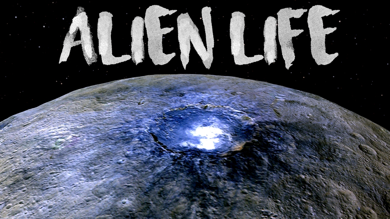Have We Found Alien Life in the Solar System YouTube
