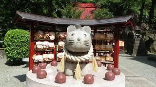 産泰神社(さんたいじんじゃ)参拝 安産子育ての神・女性の守護神