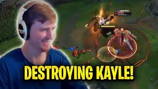 HASHINSHIN | HOW TO DESTROY KAYLE?!