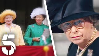 The Queen's Reaction To The Death of Margaret & Her Mother | Elizabeth: Our Queen | Channel 5