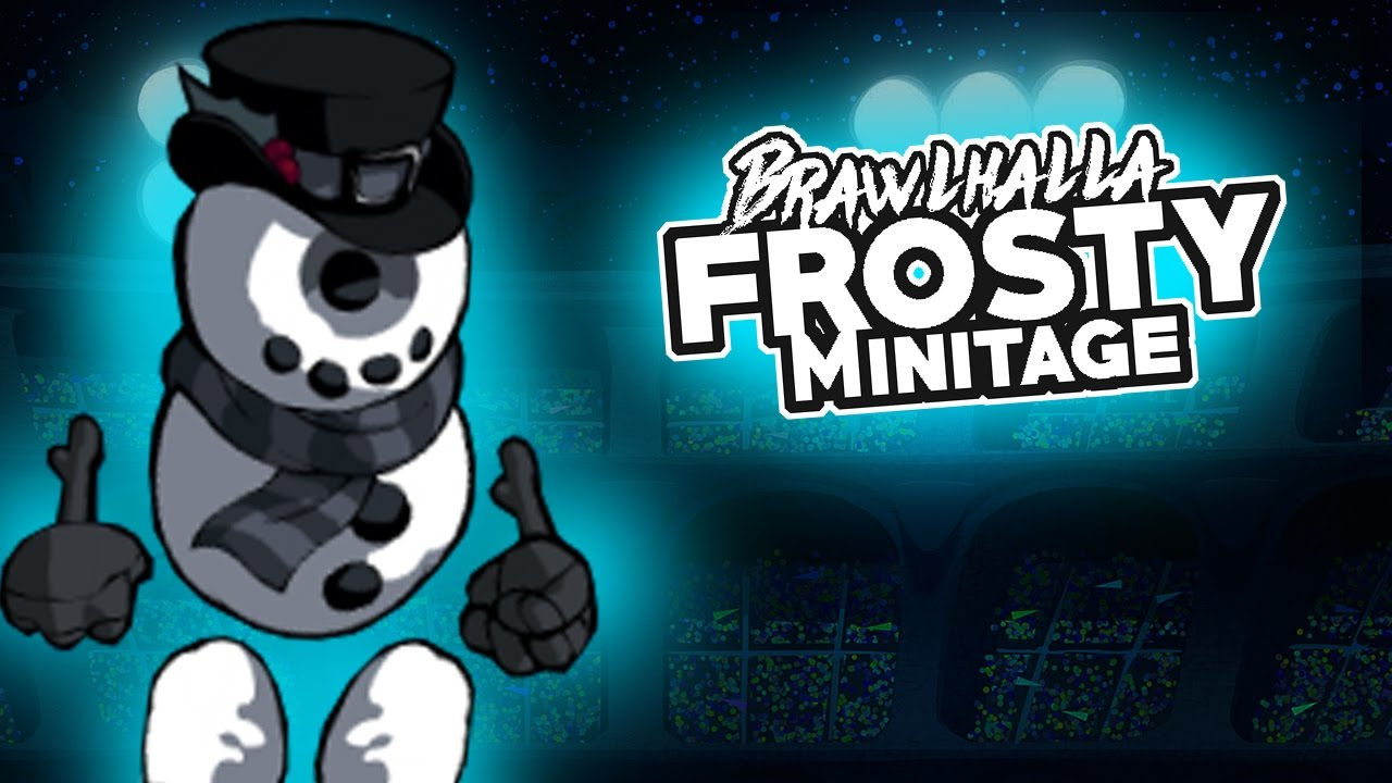 Frosty Kor Minitage (2 Hidden CC Codes 4 200Subs) by Fear