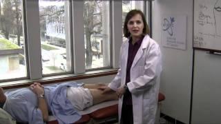 Examen de la hanche