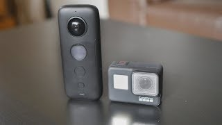 GoPro Hero 7 vs Insta360 One X: A New Action Camera King?