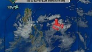 NTG: Pag-ulan, posibleng maranasan sa ilang bahagi ng Luzon at Visayas ngayong Martes