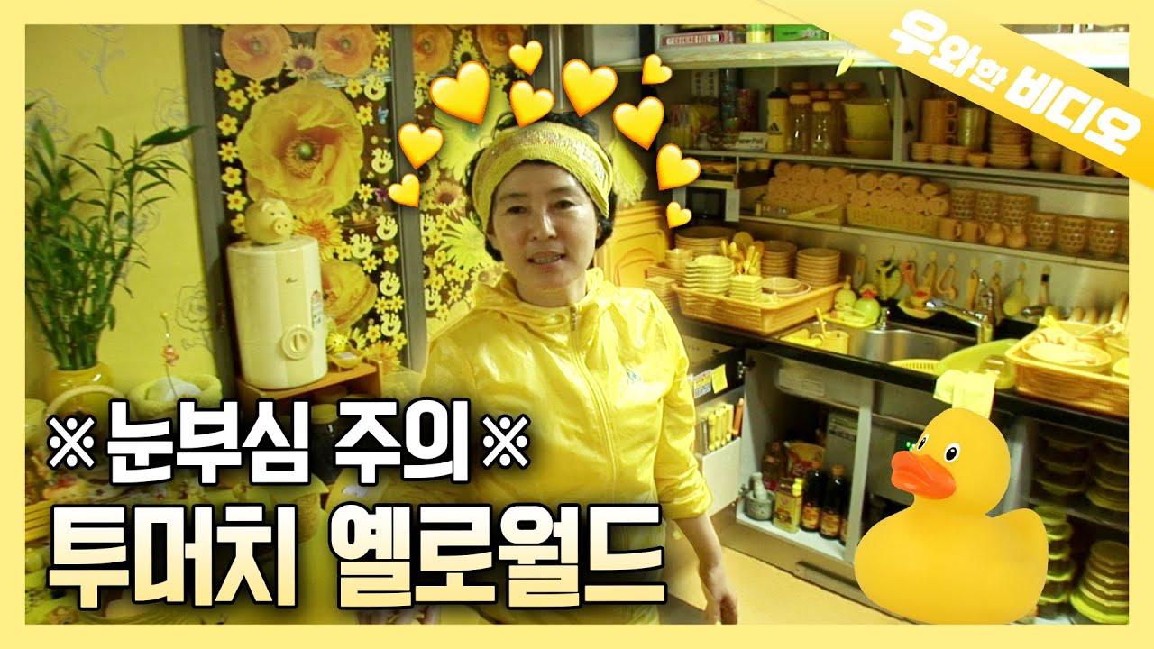 ⚠비타민 과다충전 주의⚠ 웰컴 투 더 투머치 옐로월드┃Here's the Too Much Yellow (TMY) Woman!