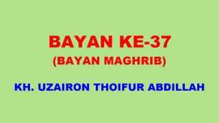 037 Bayan KH Uzairon TA Download Video Youtube|mp3