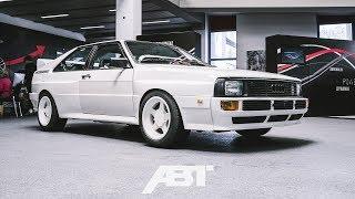 Audi ABT Ur-quattro Cinematics | ABT Sportsline