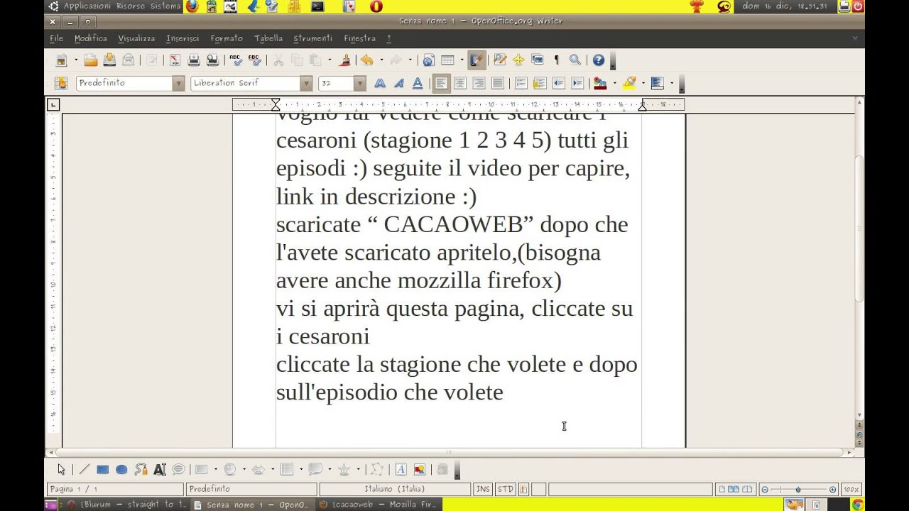download torrent cesaroni 4