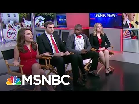Growing Up Trump: President 'Not Afraid To Address Problems' | MSNBC