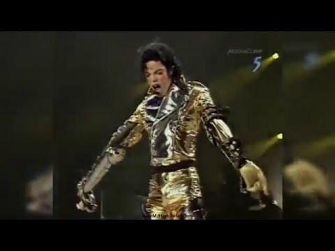 Michael Jackson - Scream - Live Copenhagen 1997 - HD