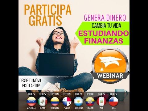 Webinars Carolina Castillo