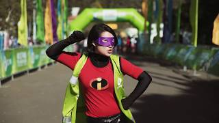 Oxfam Trailwalker needs you — volunteer to change the world and live your dream!