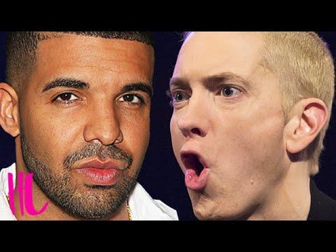 Drake vs Eminem: President Obama Chooses Sides LOL