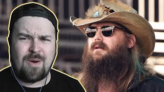 METALHEAD REACTS TO COUNTRY/BLUES MUSIC - Chris Stapleton - Sometimes I Cry (4000 SUBS SPECIAL #4)