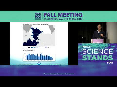 2018 Fall Meeting Press Conference: Arctic Report Card 2018