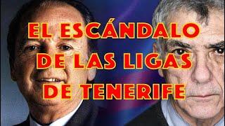 El escándalo de las dos ligas de Tenerife